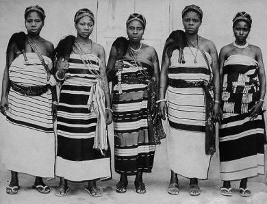 La rébellion anti-coloniale des femmes de l'Anlu