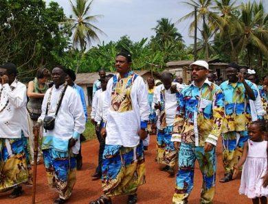Mayi, festival culturel du peuple Batanga