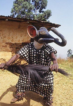 Juju Dance: A tradition dance in the heart of Bamenda Highlands